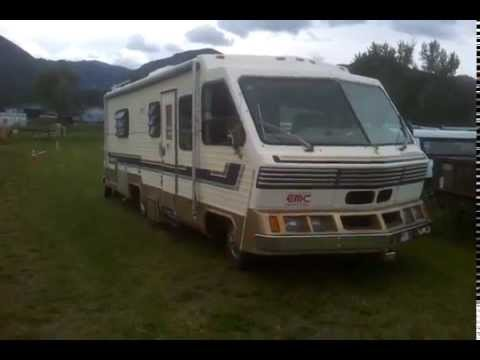 FOR SALE 1983 Eldorado motorhome 454V8 90k