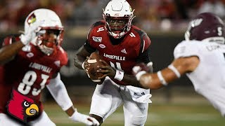 Louisville's Jawon Pass Comes Up Big vs. Eastern Kentucky
