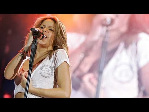 Shakira - Live Full Concert - Rock in Rio Lisboa, Portugal 2006