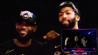 """LosPollosTV Reacts To """"Using Numbers To Find Most Difficult NBA Championships Ever Won"""""""