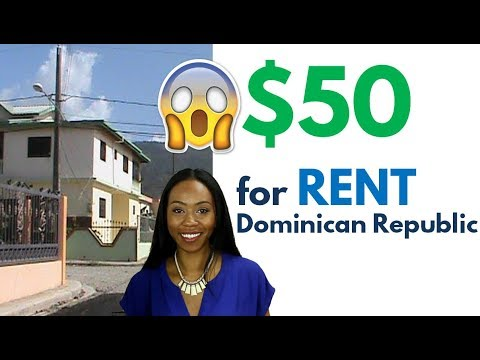 Cost of Living in the Dominican Republic - How Much is Rent