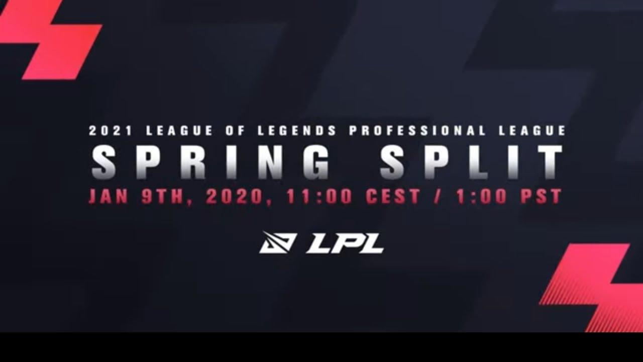 Lpl Spring 2021 Liquipedia League Of Legends Wiki