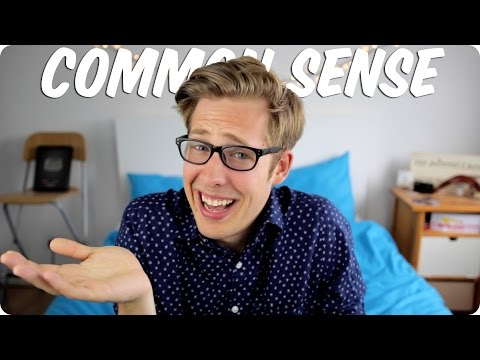 I Have No Common Sense | Evan Edinger