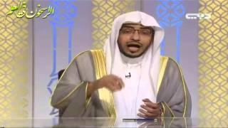 تفسير ( إلا أن تكون تجارة عن تراض منكم ) ـ الشيخ صالح المغامسي