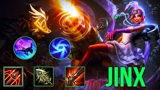 Jinx Montage 18 - Best Jinx Plays | League Of Legends Mid