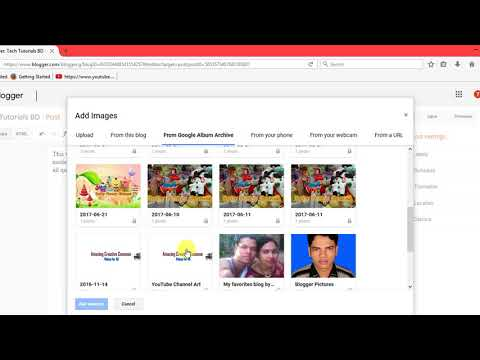 How to Post Article in a Blog | How to Post in a Blog | Bangla Tutorial | Write a Post in Your Blog