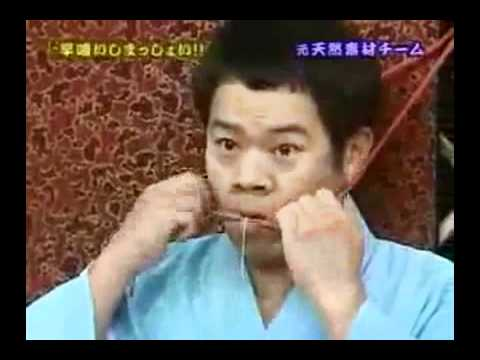 Funniest TV shows only in Japan.