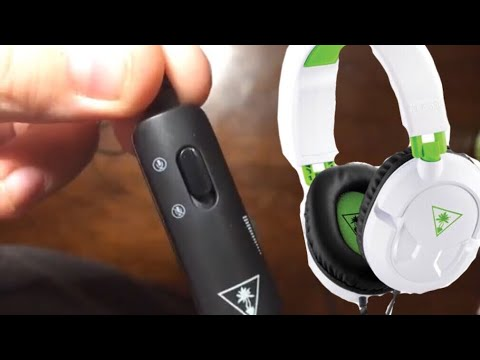 Unboxing and review | Turtle Beach Recon 50X X-Box mic