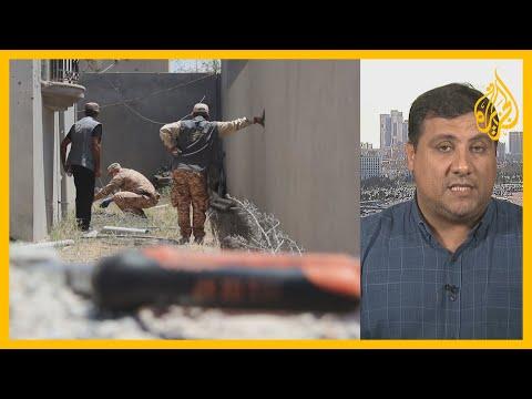 حكومة الوفاق: سنقدم صور سجن تعذيب في ترهونة ضمن الأدلة للمحكمة الجنائية.. التفاصيل مع مراسل الجزيرة  - 16:00-2020 / 7 / 8