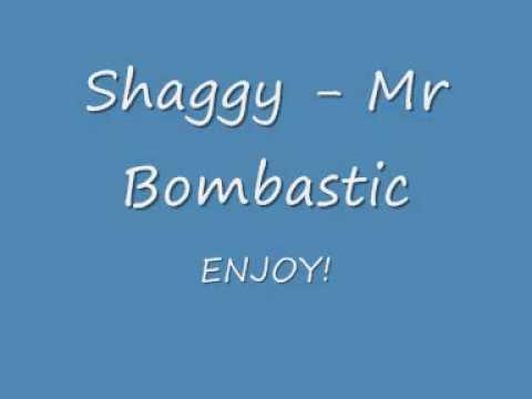 Shaggy - Mr bombastic