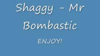 Shaggy - Mr bombastic