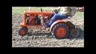 Homemade Tractors