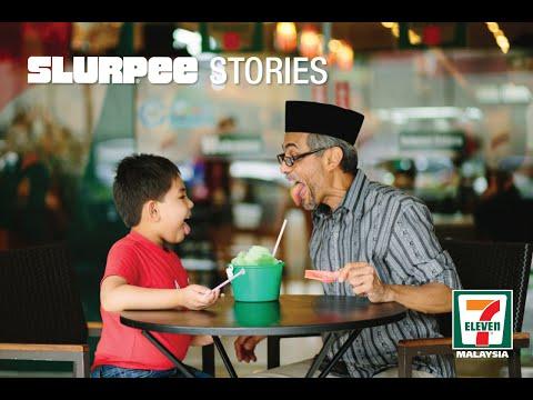 7Eleven Malaysia - Slurpee Stories - Grandpa's Treat