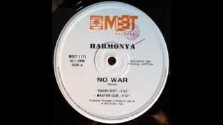 Harmonia - No War (Radio Edit)