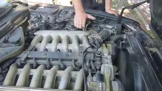 Bmw 750i V12 de Mustautop