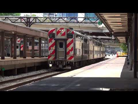 Metra Electric - Downtown Chicago