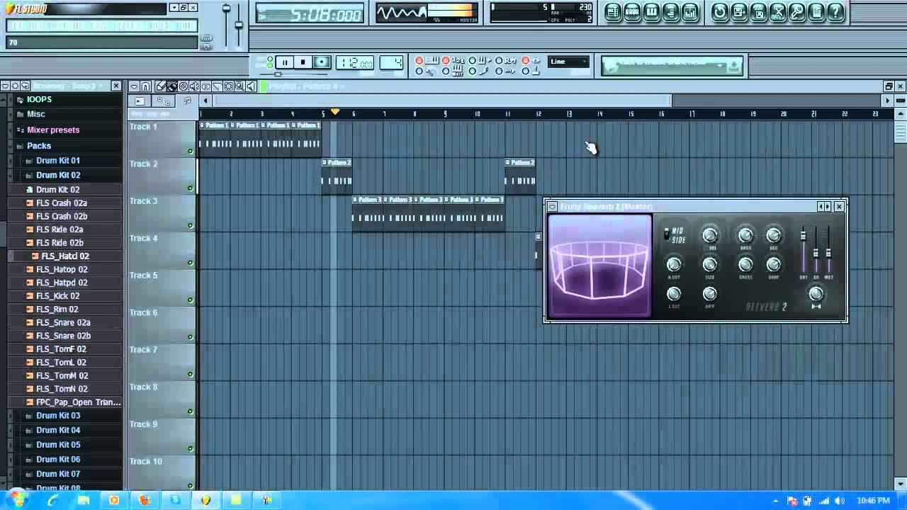 how to use fl9 studio