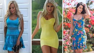 Clothes For Plus Size Women with Gorgeous Fashion Model