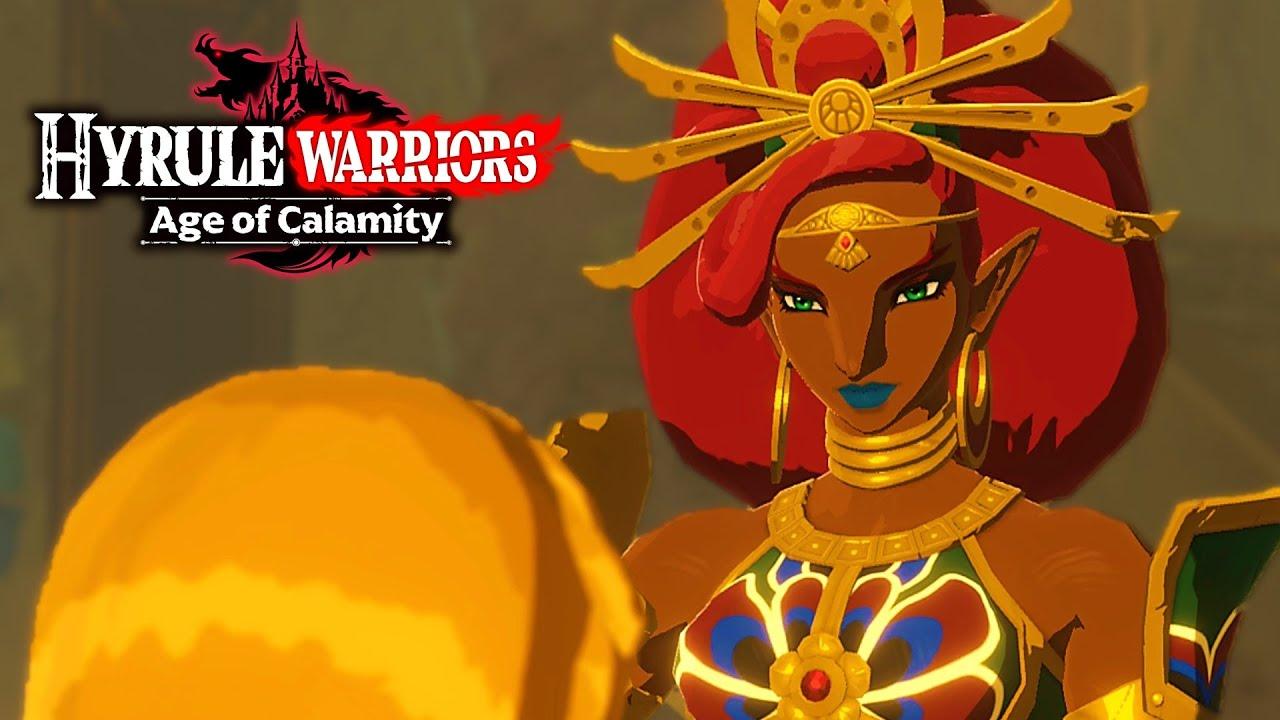 [4] Urbosa and The Yiga Clan!!! (Hyrule Warriors Age Of Calamity Gameplay)