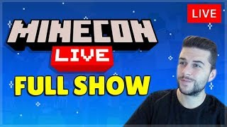 Minecon LIVE 2019 - Minecraft 1.15 Update Revealed & Announcements (FULL SHOW)