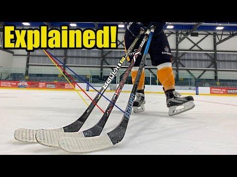 Differences between Bauer Hockey Nexus 2N Pro, Supreme 2S Pro and Vapor 1x Lite Hockey Stick