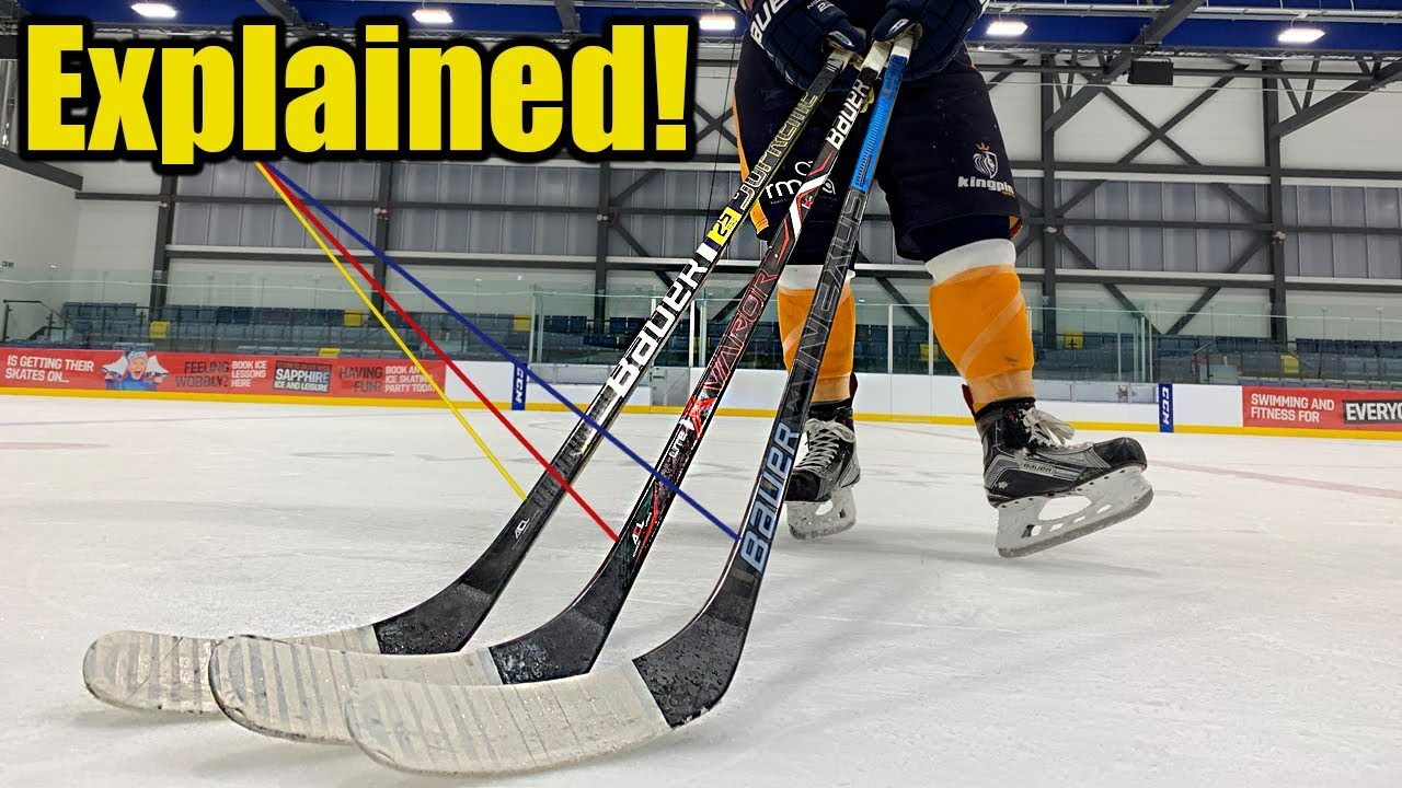 Differences between Bauer Hockey Nexus 2N Pro, Supreme 2S Pro and Vapor 1x  Lite Hockey Stick
