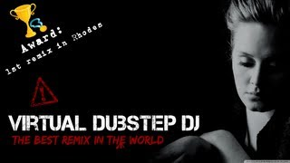 Adele - Rolling In The Deep ( Remix By Virtual DubStep DJ )