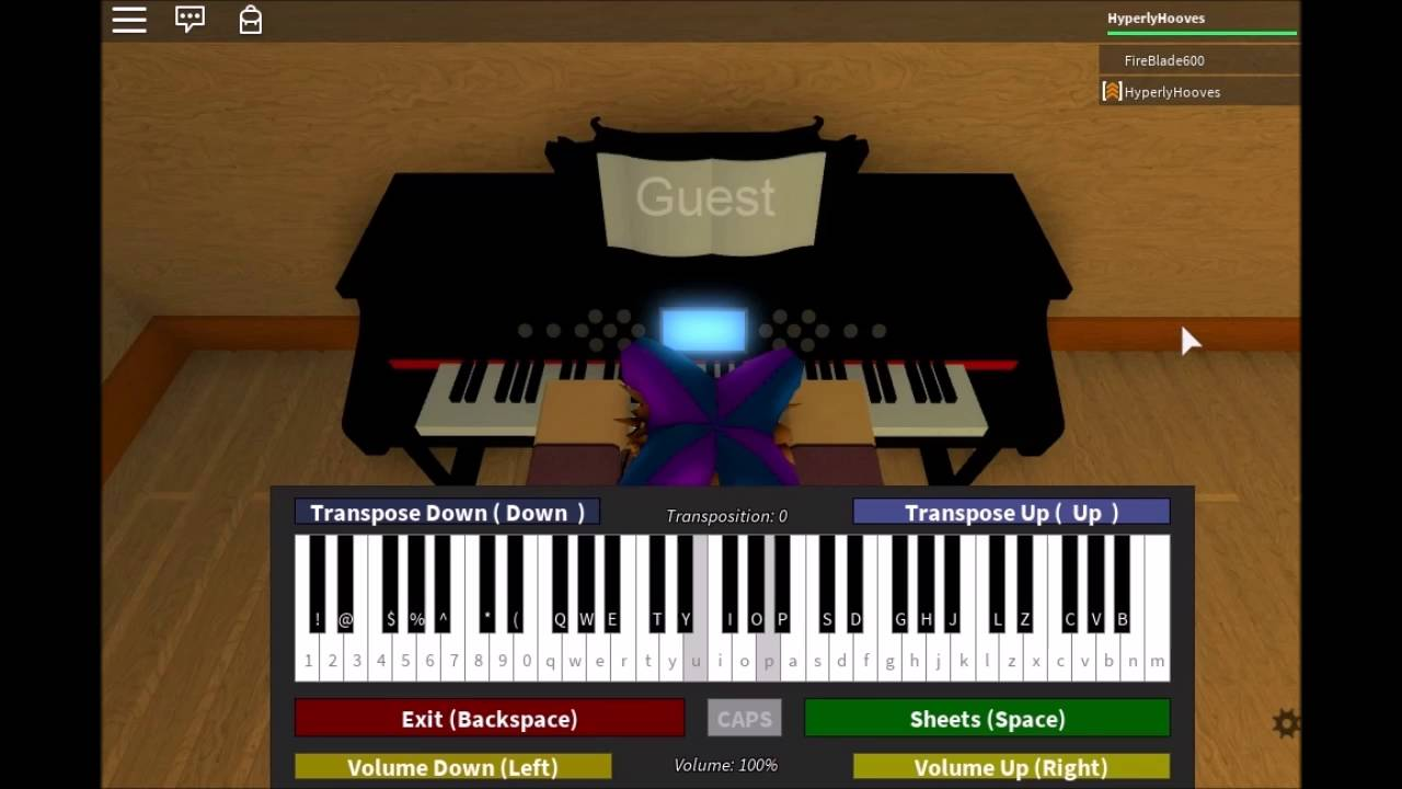 Undertale Waterfall On Virtual Piano Roblox Version - virtual piano songs roblox