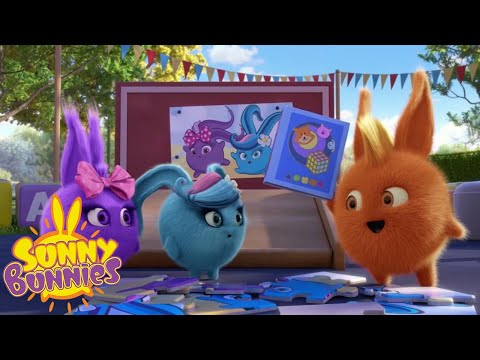 Cartoons For Children | SUNNY BUNNIES - Mr Know-It-All | Season 4 | Cartoon