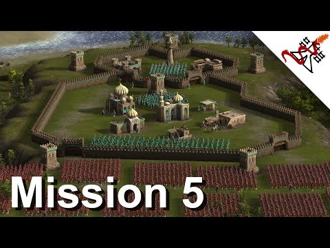 Cossacks 3 - Mission 5 THE SIEGE OF BELGRADE | Becoming a Generalissimo [IMPOSSIBLE Difficulty]