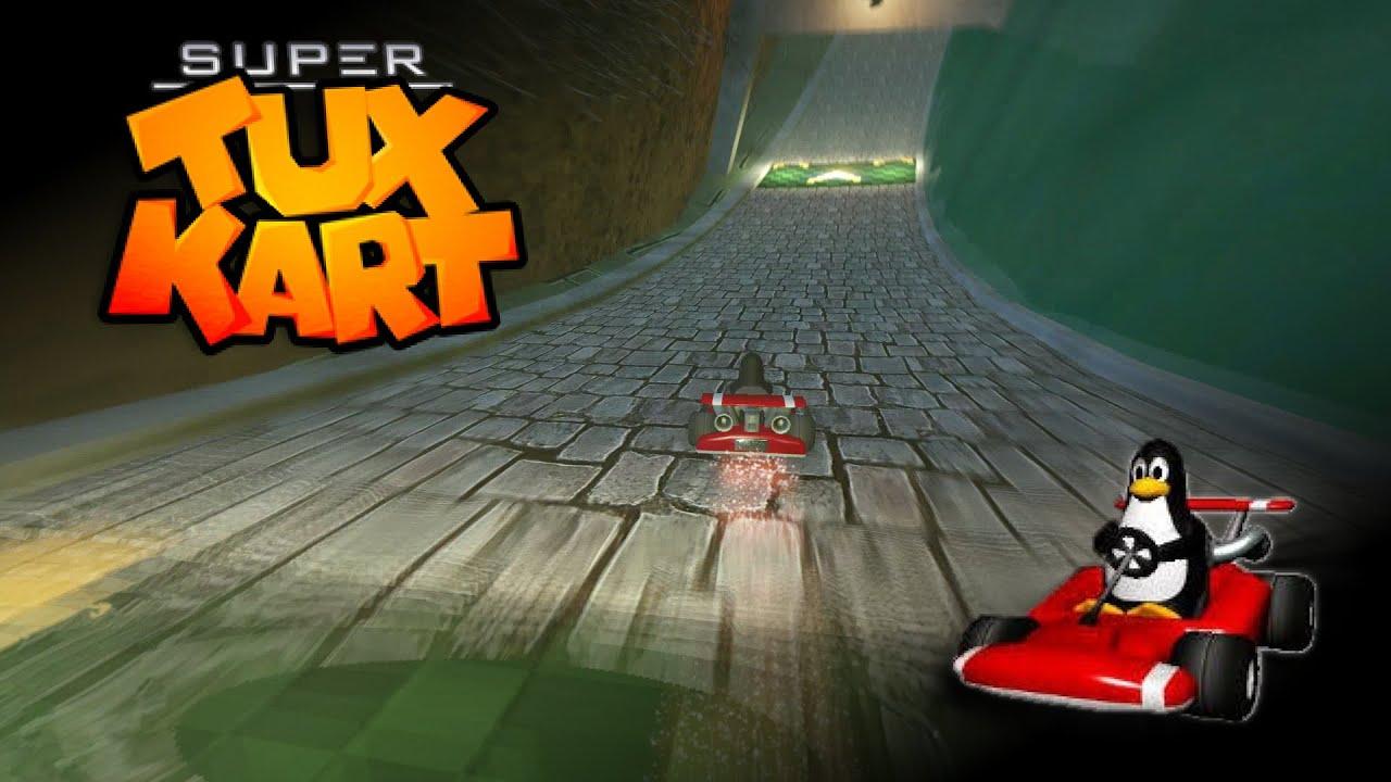 Tux Kart