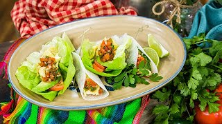 Healthier Breakfast Tacos with Wells Adams - Home & Family