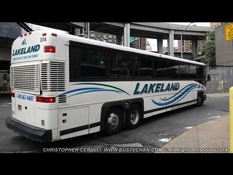 (UNRELEASED) NEW JERSEY BUSES AT PABT PORT AUTHORITY BUS TERMINAL