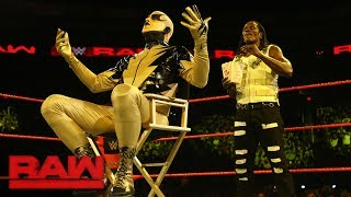 R-Truth ruins Goldust's screening of