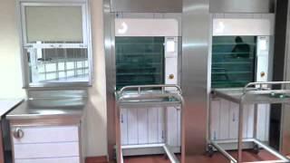 Mersin Toros Devlet Hastanesi Merkezi Sterilizasyon Kurulumu_Hakerman 02 03 2015