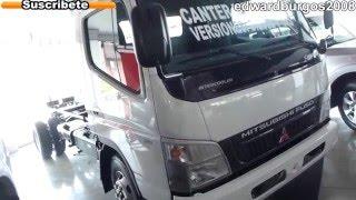 mitsubishi fuso canter 2013 colombia video de carros auto show expomotriz medellin 2012 FULL HD