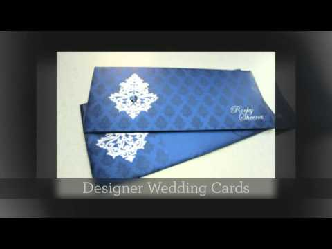 Creative custom design invitations from Color Print Outlet