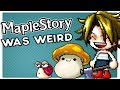 MapleStory Still Exists? (The Weird Age of Free MMO's) | Billiam