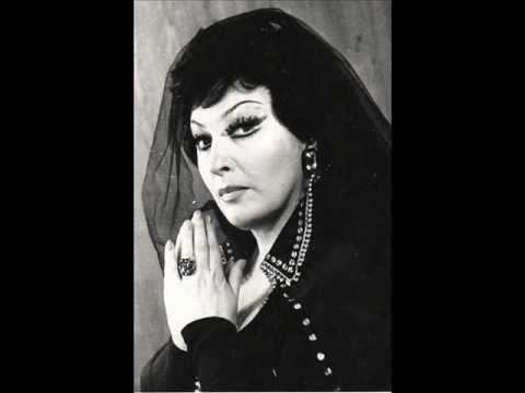"Tsisana Tatishvili (Dramatic Soprano) -  G. Verdi ""Il Trovatore"""