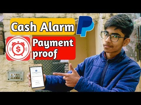 Live payment proof of PayPal Cash of Cash Alarm app | Trick to 7 times your earning