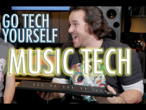 Music Tech - Go Tech Yourself