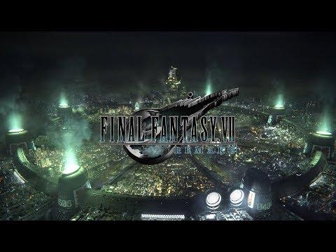 スクエニ、FF7リメイクのオープニング映像を公開!