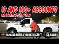100 Accounts At 19 Years Old - Meeting A Fan - Young Hustler Success