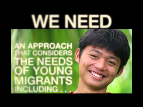 Youth Migrants in Asia and the Pacific