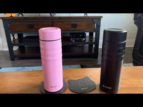 Weekly Review - Kyocera Twist Travel Mug (Water Dance)