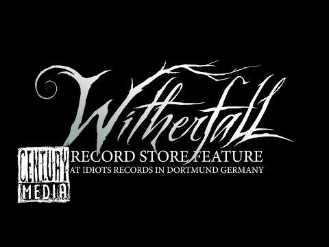 WITHERFALL - Record Store Feature at IDIOTS RECORDS DORTMUND