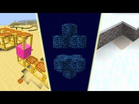 6 GENIALNYCH LIFEHACKÓW w Minecraft 1.14!