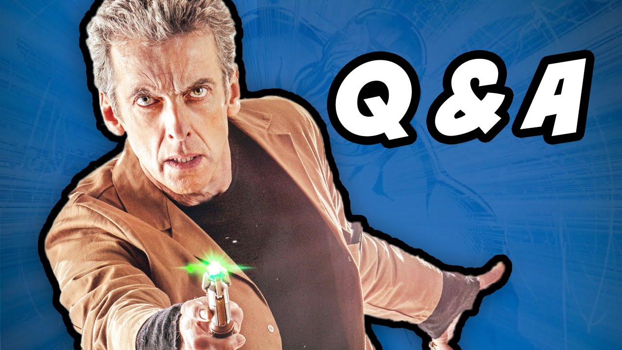 Download Doctor Who Season 8 Episode 6 Q&A - The Caretaker