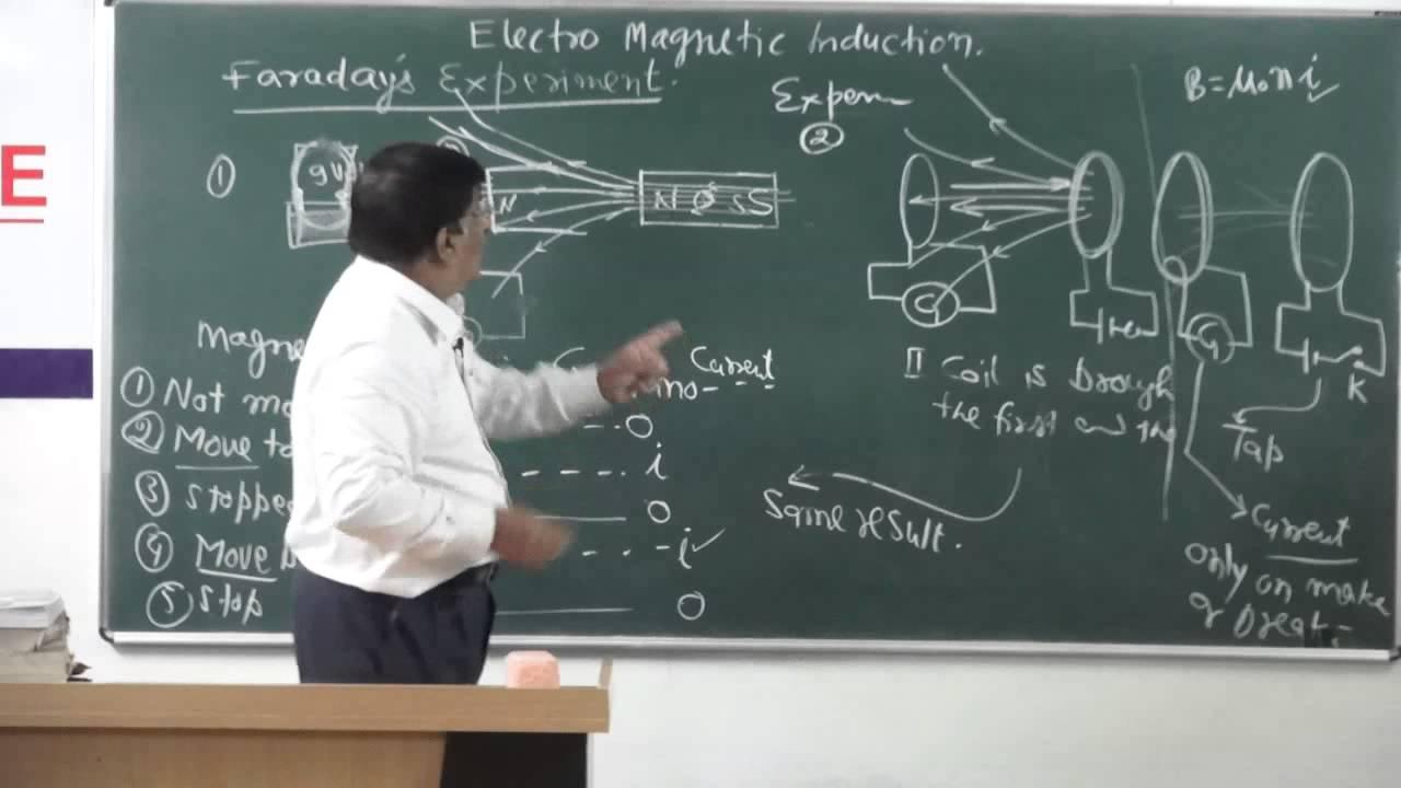 XII-5 1 Electromagnetic Induction-Faradays Laws (2014) Pradeep Kshetrapal  Physics mp4