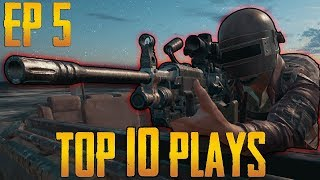PUBG Top 10 Plays | 25 Kills Solo In A Squad Game!